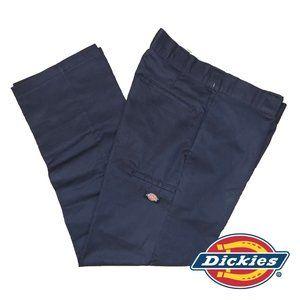 Dickies Men's Regular Straight Fit Dble Knee Pants